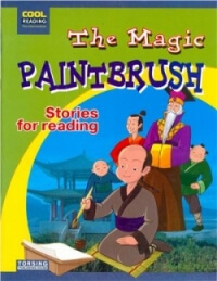 Cool reading. The magic paintbrush. Pre-Intermediate level