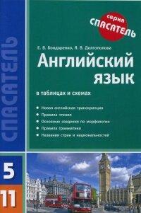 Английский язык в таблицах и схемах 5-11 классы (серия «Спасатель»)