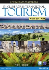 New English for International Tourism  Intermediate Course Book (+ DVD)