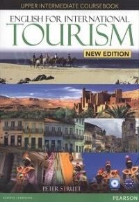 New English for International Tourism  Upper-Intermediate Course Book (+ DVD)