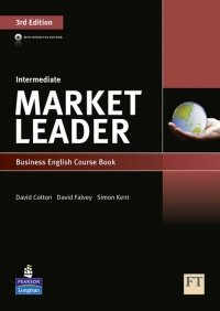 Market Leader Intermediate 3-d Edition (Course Book)