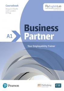 Обкладинка Business Partner A1