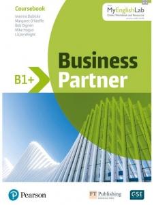 Обкладинка Business Partner B1+