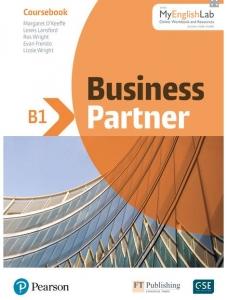 Обкладинка Business Partner B1