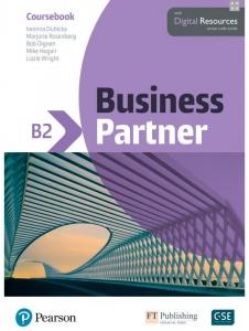Обкладинка Business Partner B2