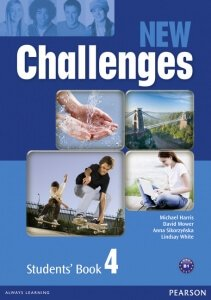 Challenges New 4 Students' Book