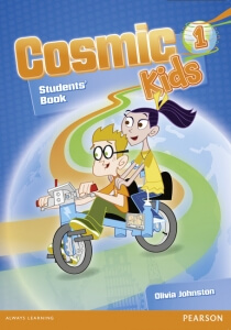 Cosmic Kids 1 Student's Book and Active Book