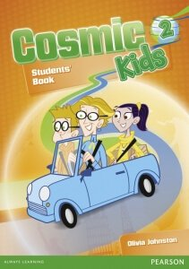 Cosmic Kids 2 Student's Book and Active Book