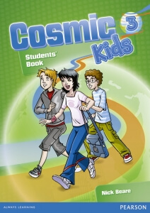 Cosmic Kids 3 Student's Book and Active Book