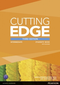 Cutting Edge Intermediate 3d Edition (Student's Book and DVD)
