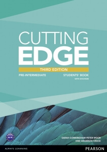 Cutting Edge Pre-Intermediate 3d Edition (Student's Book and DVD)