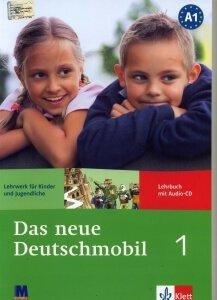 Das neue Deutschmobil 1. Lehrbuch mit Audio-CD