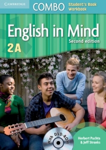 Обкладинка English in Mind Combo 2nd Edition 2A SB+WB with DVD-ROM