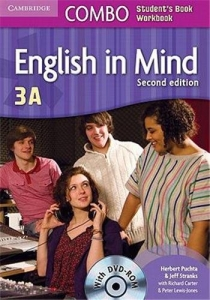 Обкладинка English in Mind Combo 2nd Edition 3A SB+WB with DVD-ROM