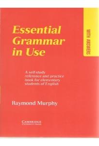 Обкладинка Essential Grammar In Use. Elementary level