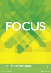Обкладинка Focus 1 Students' book