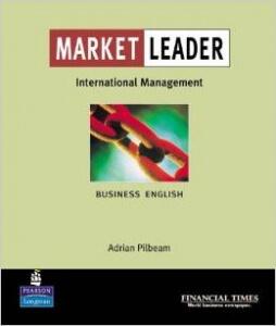 International Management (серія-Market Leader)