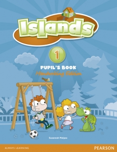 Обкладинка Islands 1 Pupil's Book