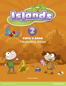 Обкладинка Islands 2 Pupil's Book