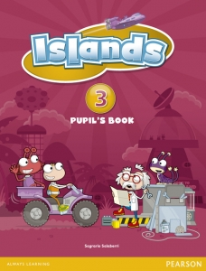 Обкладинка Islands 3 Pupil's Book