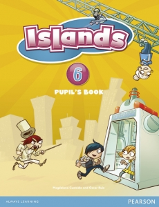 Обкладинка Islands 6 Pupil's Book