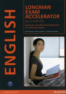 Обкладинка Longman Exam Accelerator