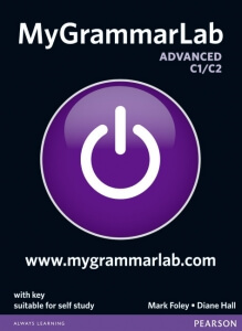 MyGrammarLab Advanced Students' Book with key