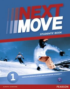 Обкладинка Next Move 1 Students' book