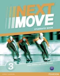 Обкладинка Next Move 3 Students' book