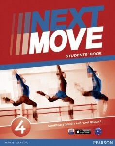 Обкладинка Next Move 4 Students' book