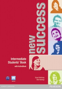 Success New Intermediate Students' Book with Active Book