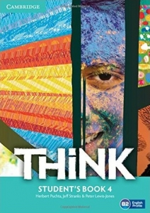 Обкладинка Think 4