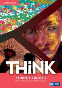Обкладинка Think 5