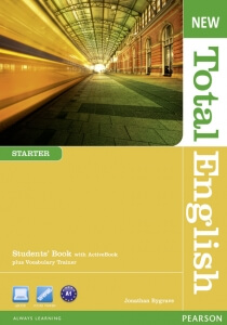 Total English New Starter Student's Book with Active Book