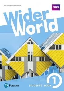 Обкладинка Wider World 1
