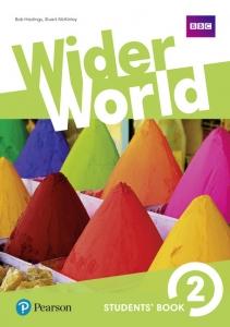 Обкладинка Wider World 2
