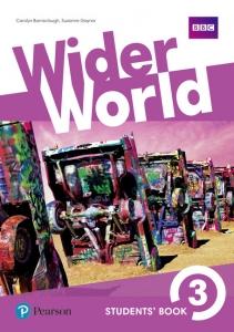 Обкладинка Wider World 3