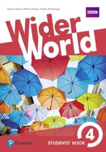 Обкладинка Wider World 4
